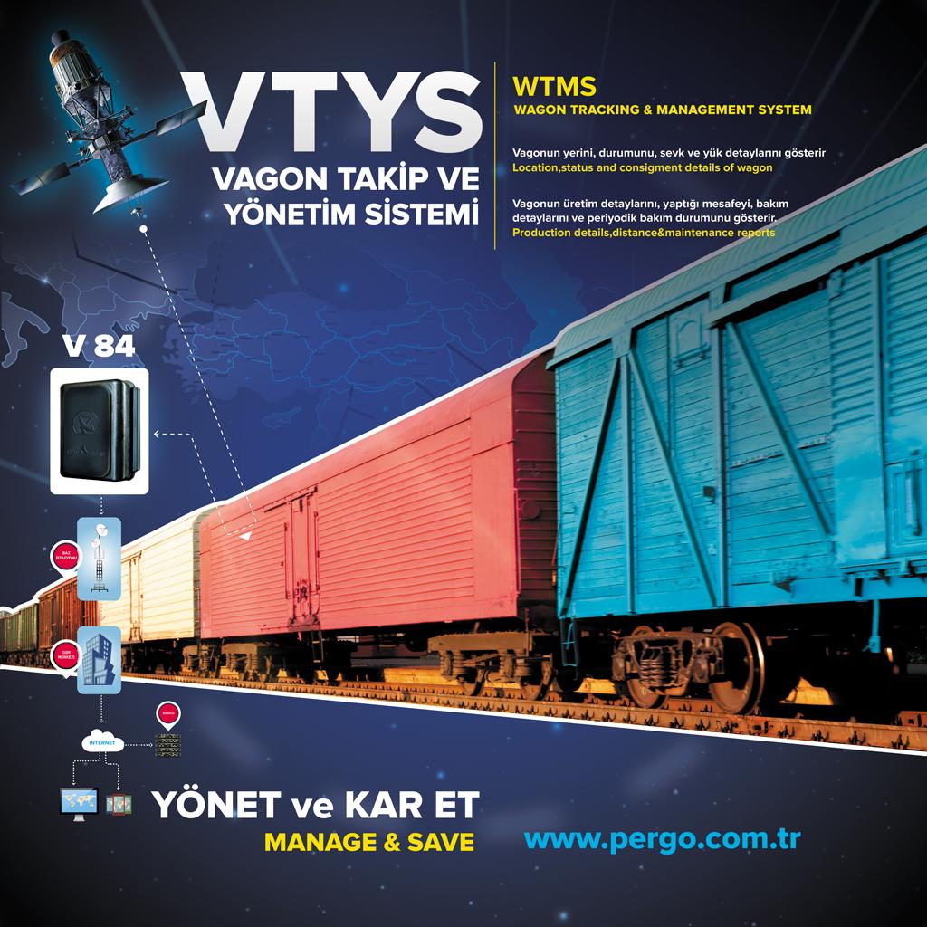 Vagon Takip Yönetim Sistemi 4